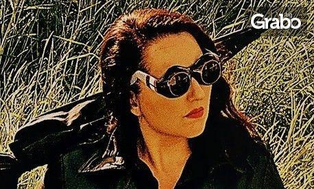 """Милица Гладнишка в концерт-спектакълът """"Живот като на кино"""" - на 31 Юли на остров Света Анастасия, с транспорт с корабче"""