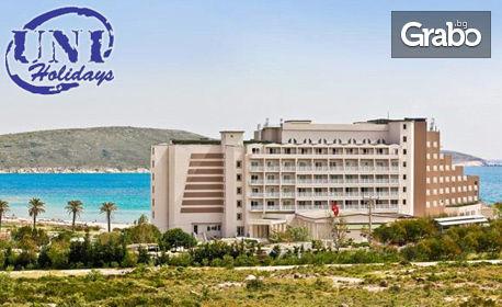 Екзотика и релакс в Турция през май! 4 нощувки на база All Inclusive в Хотел Alkoclar Alacati 5* в Чешме