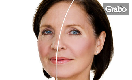 Почистване и подхранване на лице и шия, плюс лазерно подмладяване на зона по избор или третиране на акне - с ново поколение уред