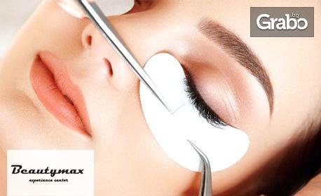 """Поставяне на мигли по метода """"Косъм по косъм"""" или сгъстяване и удължаване по 3D метод"""