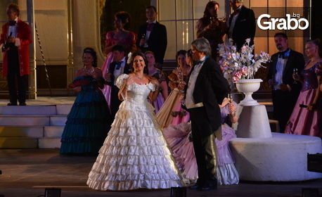 """Опера """"Травиата"""" от Верди, на 2 Август"""