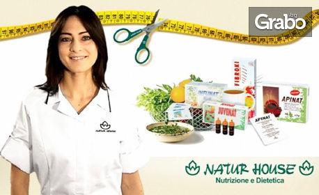 Вега тест на 90 храни, изготвяне на хранителен режим, 2 диетологични консултации и измервания
