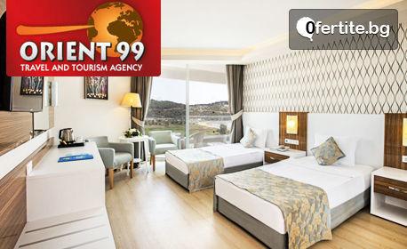 Ранни записвания за почивка в Кушадасъ! 5 нощувки на база All Inclusive в хотел Palm Wings Ephesus Kusadasi*****