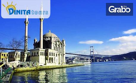 Посетете Истанбул в края на Януари! 2 нощувки със закуски и транспорт