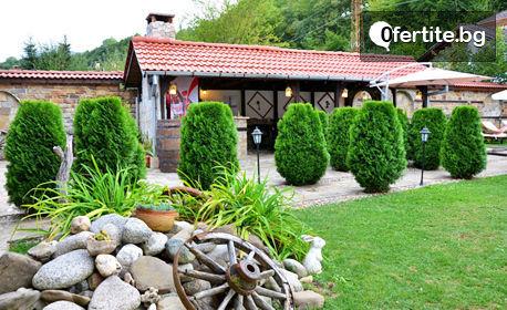 Романтика в Рибарица! 2, 3 или 5 нощувки със закуски, обеди и вечери за двама, плюс басейн