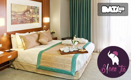 Есен и зима в Истанбул! 2 нощувки със закуски в хотел 5*, плюс транспорт от Бургас, посещение на Мол Форум и Лозенград
