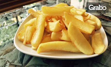 Пържени картофки - без или със сирене