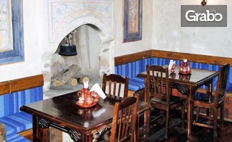 Почивка във Велинград! 2 нощувки със закуски и вечеря за двама