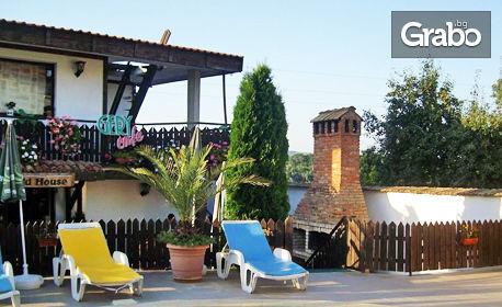 Цяло лято в Кранево! 3 нощувки със закуски, плюс басейн и сауна