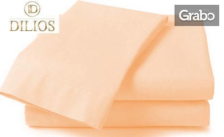 Долен чаршаф от Ранфорс, в цвят и размер по избор