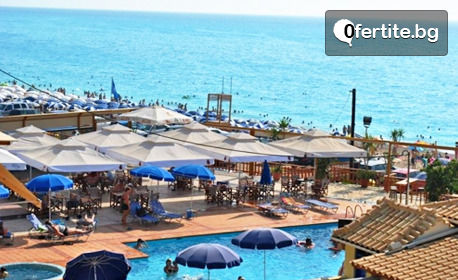 Посети Лефкада - Смарагдовият остров на Йонийско море! 4 нощувки със закуски и вечери, плюс транспорт