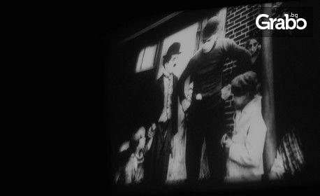 """Виртуозният пианист Валентин Стамов с музикален аранжимент към прожекцията на немия филм """"Голем"""" на Паул Вегенер - на 3.11"""