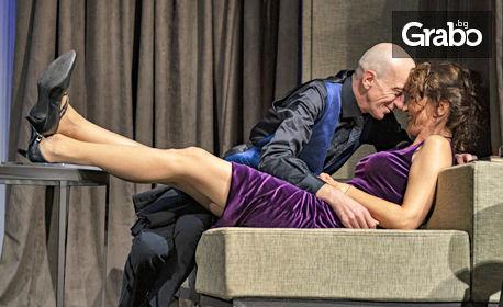 """Премиера на """"Кой се бои от Вирджиния Улф"""" с Малин Кръстев и Ирини Жамбонас - на 26 Ноември"""