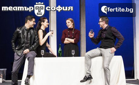 """Гледайте Силвия Петкова в новия спектакъл """"Съгласие"""" - на 11 Октомври"""