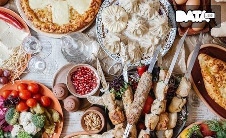 Посети през 2020 Грузия! 7 нощувки със закуски и 3 вечери, плюс самолетен и автобусен транспорт