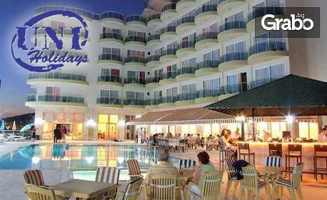 На море в Турция! 7 нощувки на база All Inclusive в Хотел Арора 4*, Кушадасъ