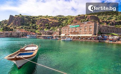 За Нова година в турския град Чанаккале! 3 нощувки със закуски и вечери - едната празнична, в хотел Kolin*****