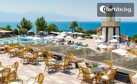 Луксозна почивка в Кушадасъ! 7 нощувки на база Ultra All Inclusive в Otium Sealight Resort*****