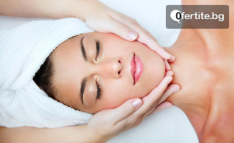 Дълбоко почистване на лице и ултразвукова терапия с витамин C, или микроиглена мезотерапия