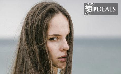 Професионална портретна фотосесия на открито - с 20 или 30 обработени кадъра