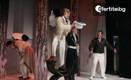 """Гледайте Александър Кадиев в постановката """"Балкански синдром"""" на 20 Юни"""