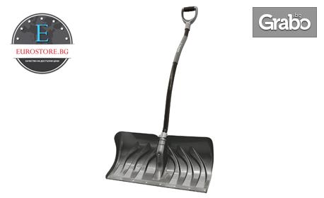 Ергономична и лека лопата за сняг Truper