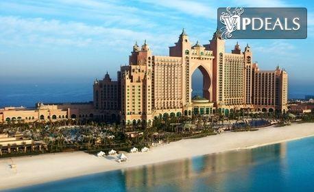 Арабска приказка в Дубай! 7 нощувки със закуски в Хотел Ibis One Central***, плюс самолетен транспорт и туристическа програма