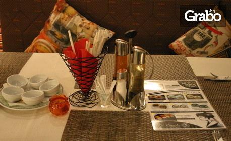 Новогодишен куверт с меню, напитки и програма - за възрастен или дете