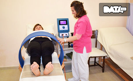 Балнео релакс край Хасково! Нощувка, плюс преглед и 4 лечебни процедури - в с. Минерални бани