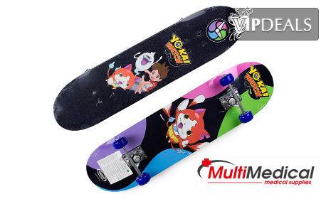 Скейтборд за деца Yo-Kai Watch