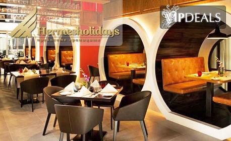 В Дубай за Нова година! 6 нощувки със закуски и празнична вечеря, плюс самолетен билет