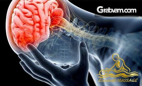 Масаж по избор - комбиниран или лечебен на гръб, или ароматерапевтичен на цяло тяло