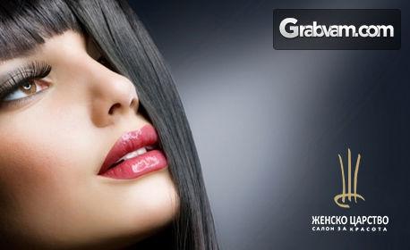 Уголемяване на устни с Injector Pen и филър Idea lips на Rеgenyal Laboratories