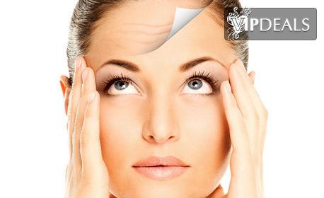 Коктейл за свежа и тонизирана кожа! Anti-age терапия на лице