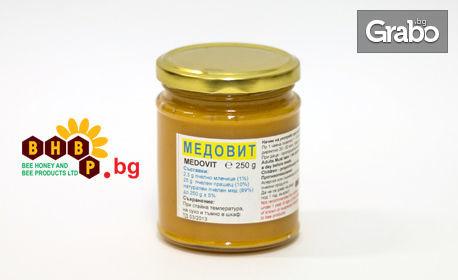 Комбинация на д-р Балчев за укрепване на имунитета! Медовит или Пчелно млечице