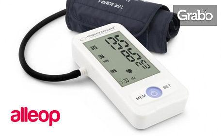 Електронен апарат за измерване на кръвно налягане Esperanza Vitality
