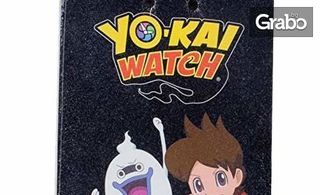 Детски скейтборд Yo-Kai Watch
