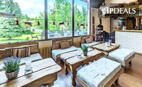 През Август в Боровец! 3 нощувки със закуски и възможност за вечери, плюс ползване на басейн и сауна