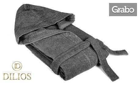 """Халат за баня """"Порто"""" от 100% памук - в размер и цвят по избор"""