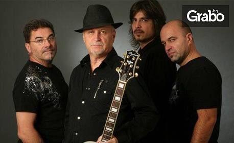 Група Сигнал на 40 години! Концерт на 9 Юли в Летен театър Бургас