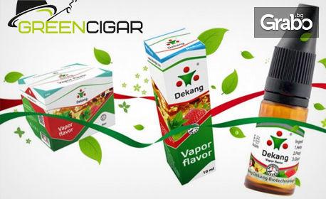 Течност Dekang Silver за всички видове електронни цигари, с аромат по избор