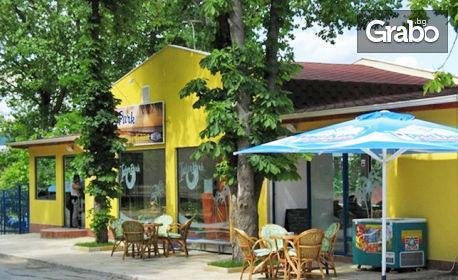 Лято в Кранево! Нощувка със закуска и вечеря, плюс открит басейн
