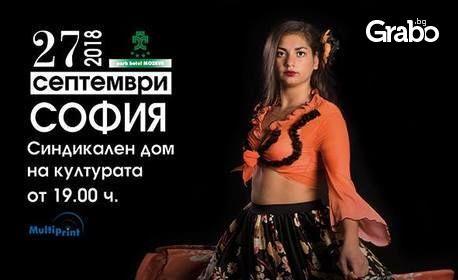 """Спектакълът """"Циганката"""" на 27 Септември"""