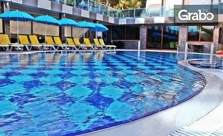 През Август в Алания! 7 нощувки на база All Inclusive във Vella Beach Hotel****