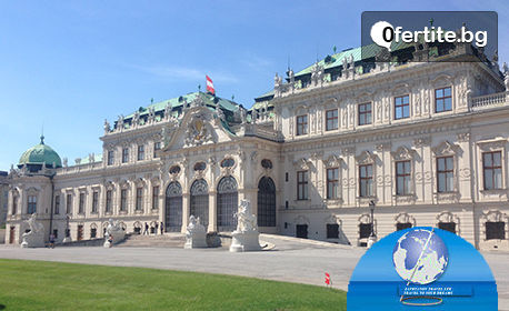 Априлска ваканция в Будапеща, Виена и Прага! 3 нощувки със закуски, плюс транспорт