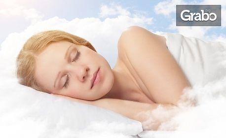 Установяване на обструктивна сънна апнея с полиграф Cidelec