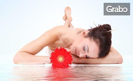 1 или 3 трансдермални терапии на цяло тяло с витамини, минерали и хранителни вещества
