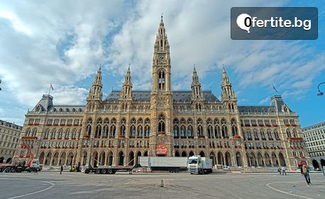 Екскурзия до Прага, Будапеща, Виена и Братислава! 4 нощувки със закуски, плюс транспорт