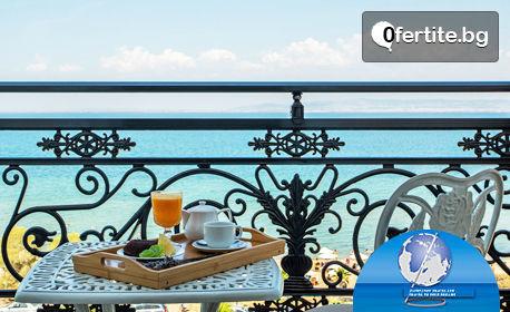 За 14 Февруари в Солун! Екскурзия с нощувка със закуска в Хотел Santa Wellness*****, плюс транспорт