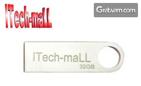 32GB Flash памет с метален корпус и USB 3.0